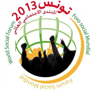 Logo FSM 2013 (Tunis)