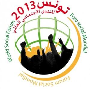 Logo FSM 2013 (Tunis)