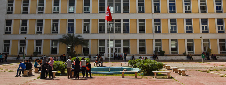FSHS de Tunis (&quot;place rouge&quot;)
